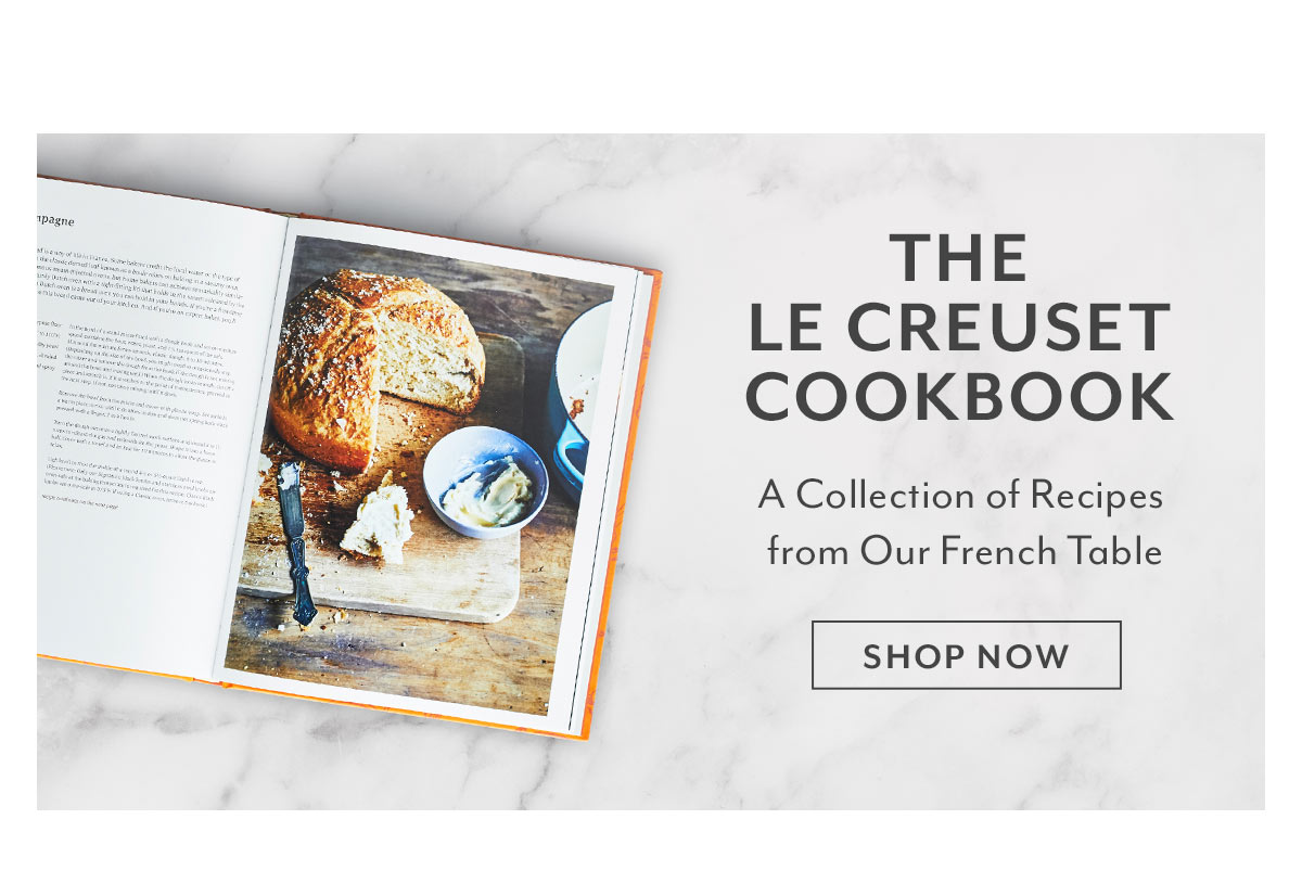 The Le Creuset Cookbook