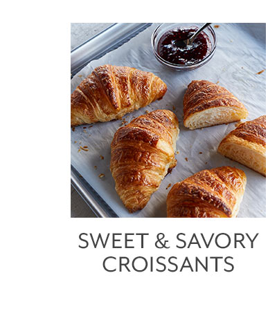 Class: Sweet and Savory Croissants