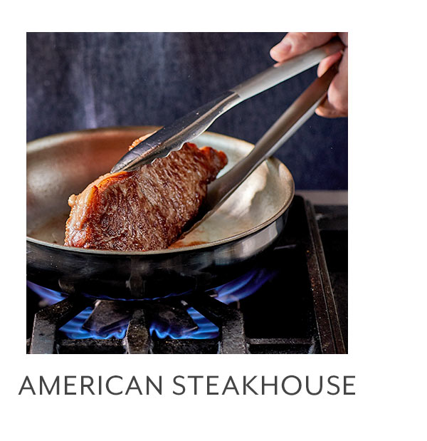 Class: Date Night  American Steakhouse