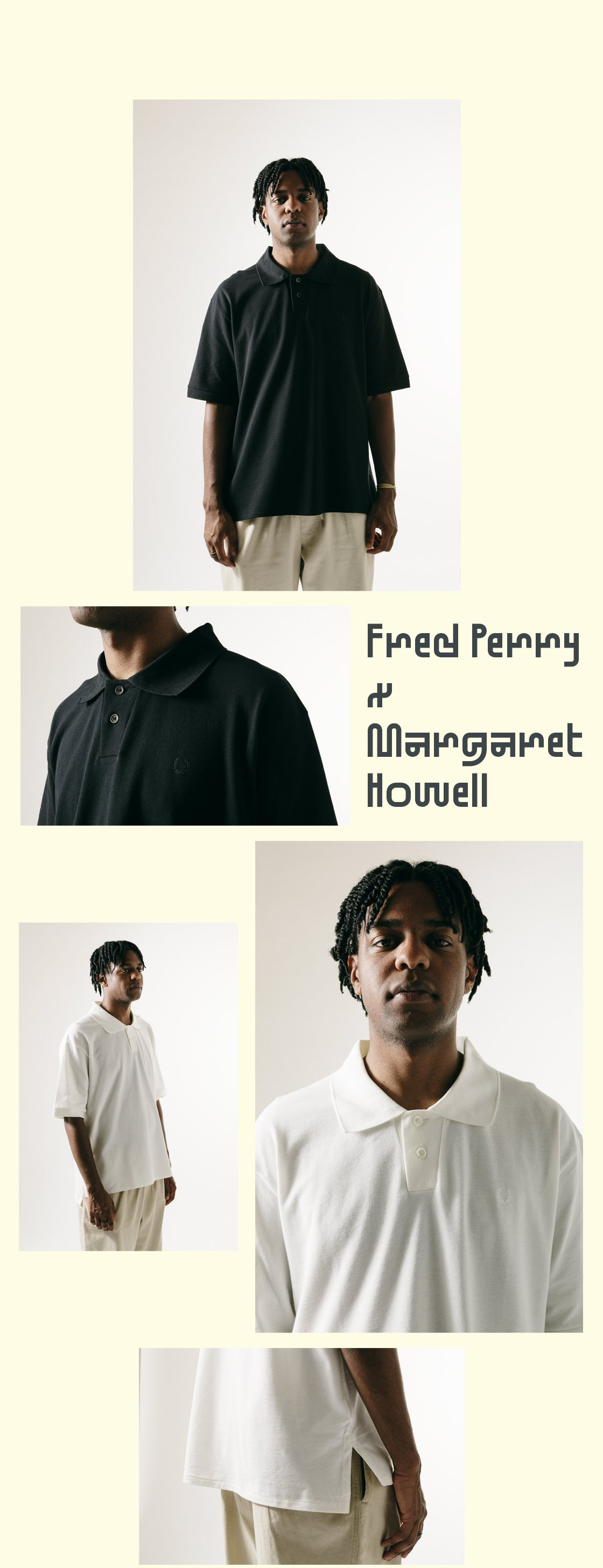Fred Perry Margaret Howell