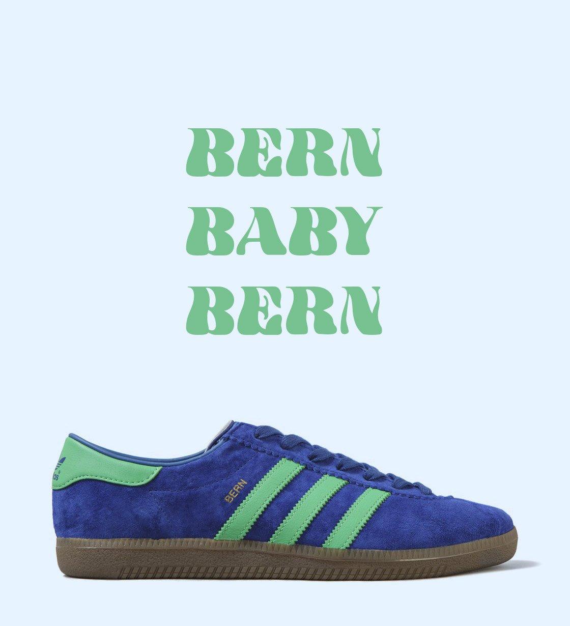The adidas Bern