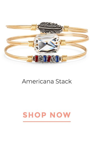 Americana Stack | SHOP NOW