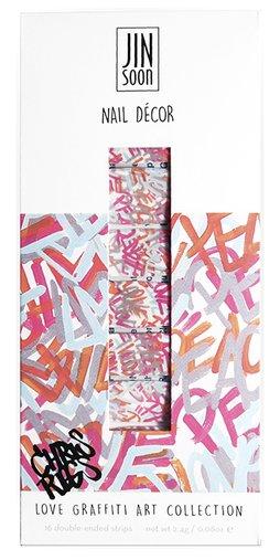 Graffiti Art nail stickers