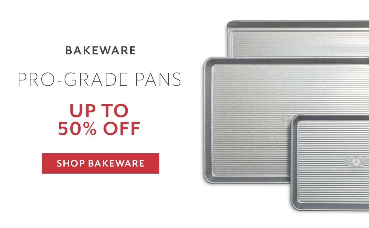 Warehouse Sale Bakeware