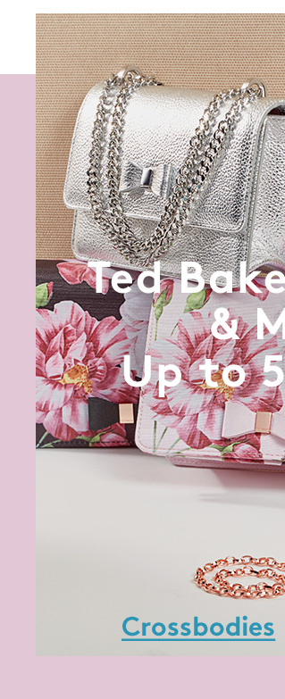 Ted Baker London & More | Up to 50% Off | Crossbodies