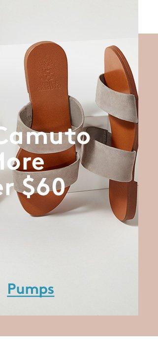 Vince Camuto & More | Under $60 | Pumps