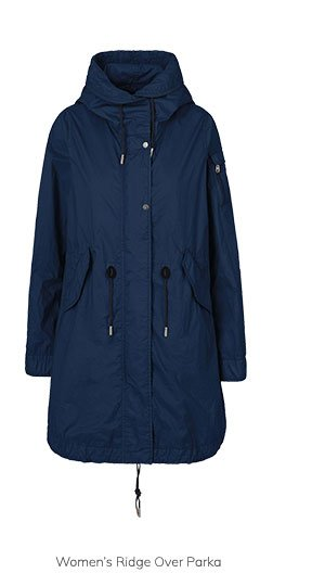 Women's Ridge Over Parka