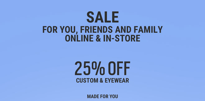 Oakley At: Exclusive Discount - For You, Friends And Family | Milled