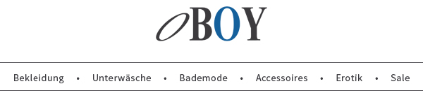 OBOY - exclusive fashion for men