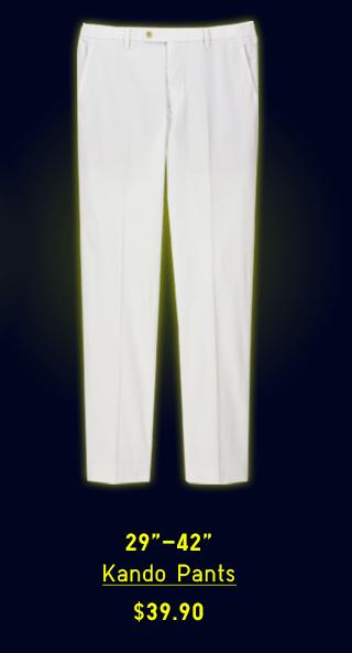 BODY 14 - KANDO PANTS