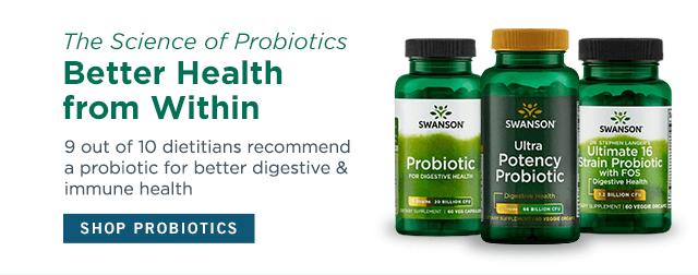 Shop Probiotics