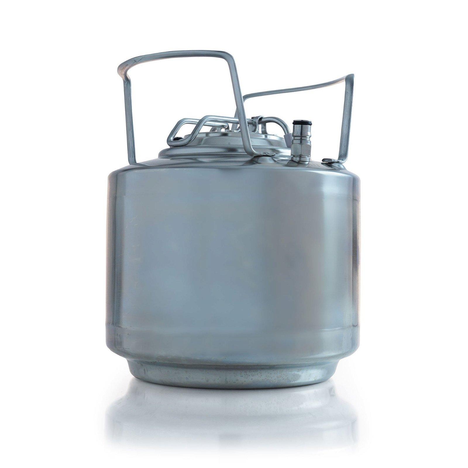 Draft Brewer® Cannonball® 1.75 Gallon Mini Keg