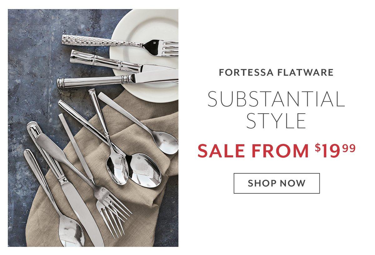 Fortessa Flatware