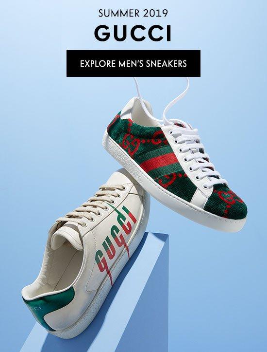 Sneakers   Summer 2019   Milled