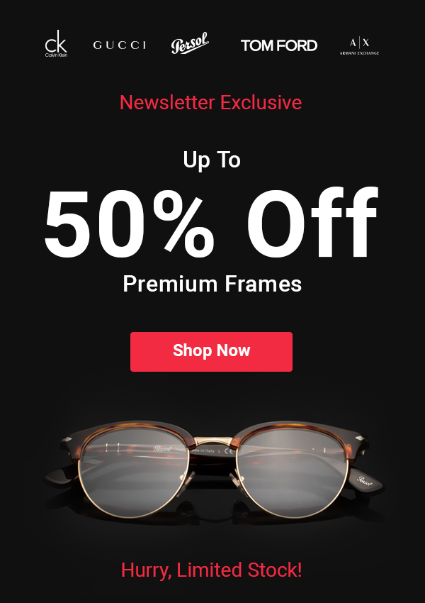 Up To 50% Off Designers >