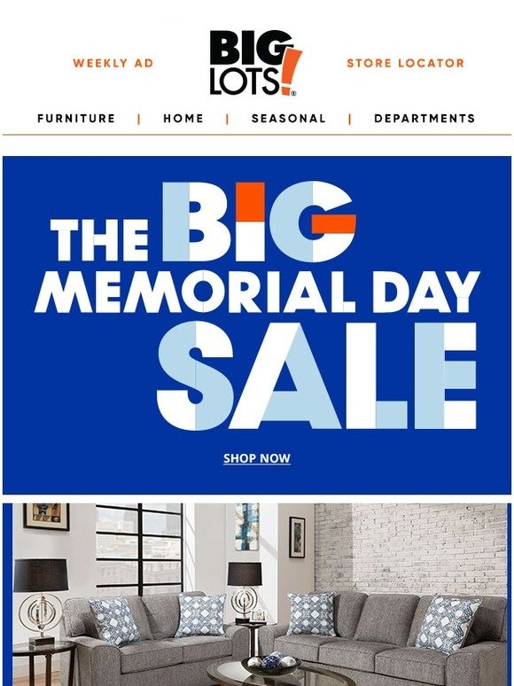 Big Lots Get These Memorial Day Steals Milled