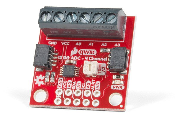 SparkFun: Three new Qwiic boards – one with a SAMD51! | Milled
