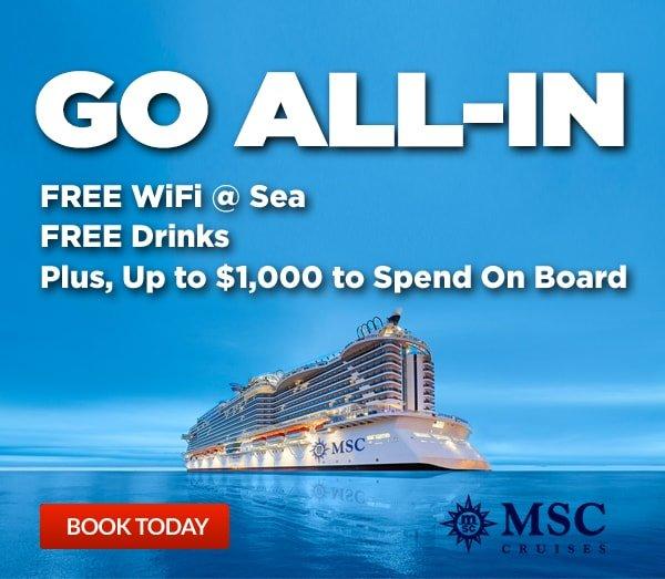 Free Wifi On Cruise Ships