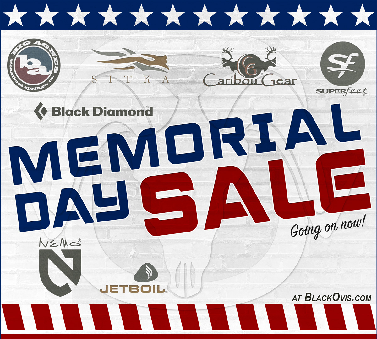 bf1a7adfc7123 BlackOvis.com: Memorial Day Sales, Going on Now! | Milled