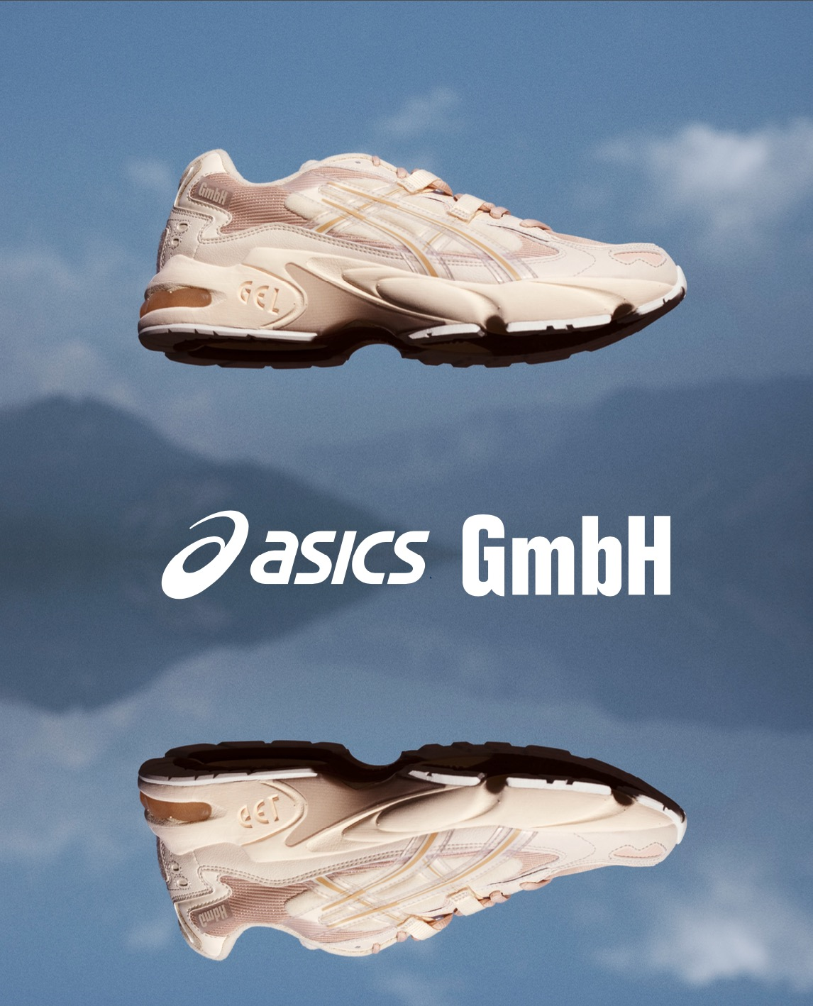 best service cf4a7 522df VooStore: Invitation: ASICS by GMBH Exclusive Pre-Launch at ...