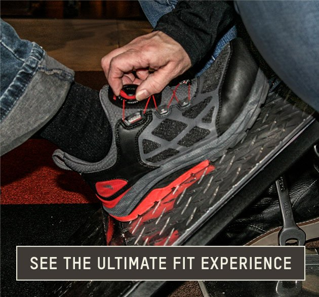 see the ultimate fit experience
