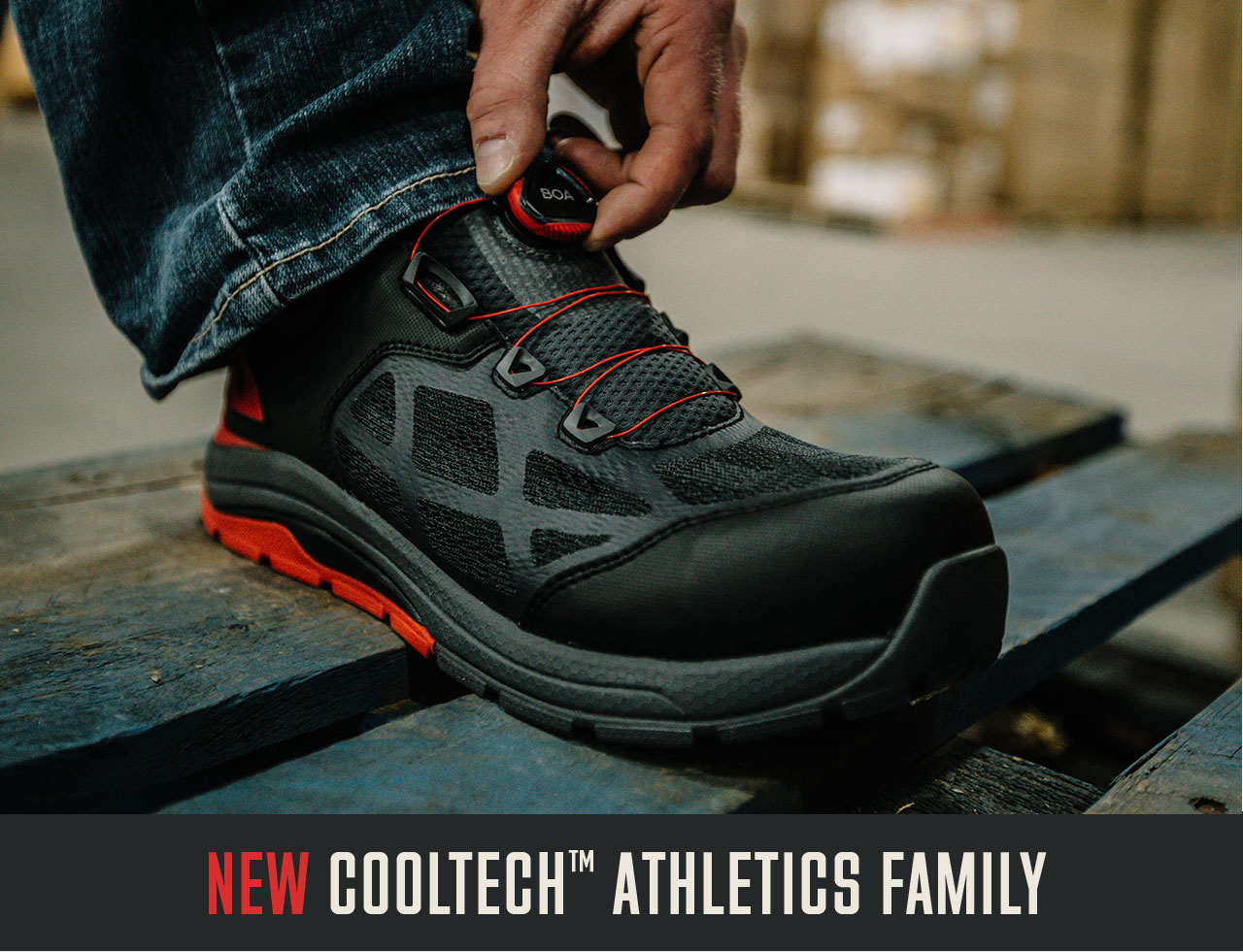 New cooltech™ athletics Family