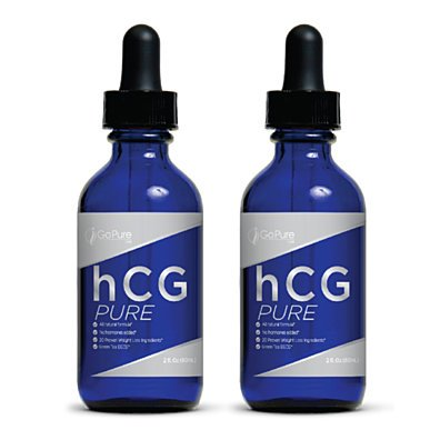 hCG Pure Weight Loss Drops (60-Day Supply)