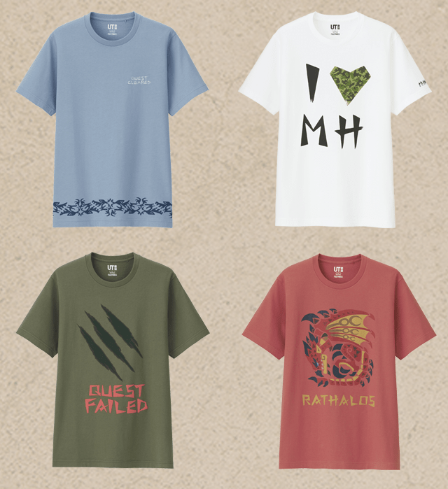 BANNER - UT, THE GAME BY MONSTER HUNTER GRAPHIC T-SHIRTS