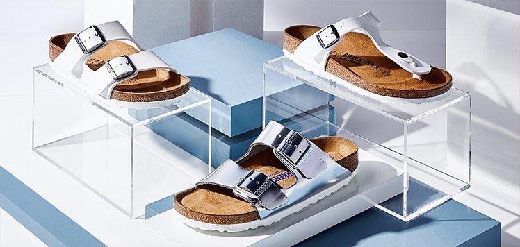Birkenstock & More Sandals