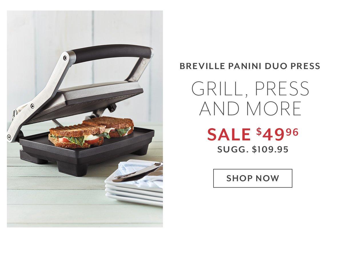 Panini Duo Press