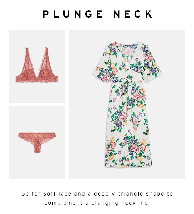 Dresses and the best lingerie to wear underneath