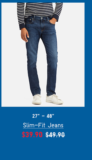 BODY12 - MEN SLIM FIT JEANS