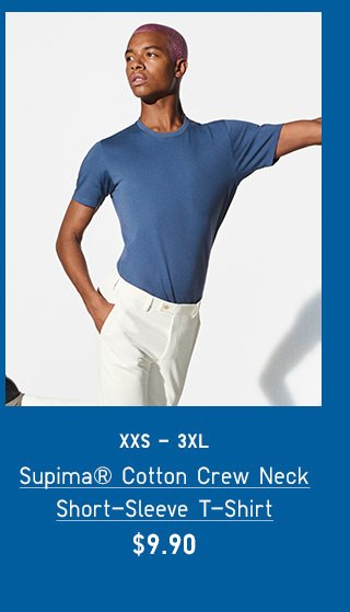 BODY9 - MEN SUPIMA COTTON T-SHIRT