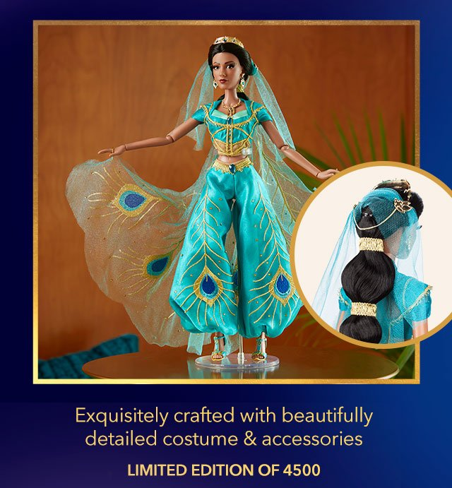 Exquisitely crafted with beautifully detailed costume & accessories | Shop Now