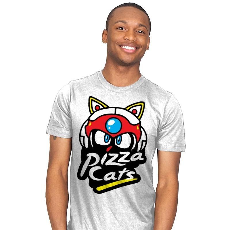 Pizza Kitties - Mens