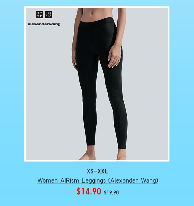 BODY8 - WOMEN AIRISM LEGGINGS (ALEXANDER WANG)