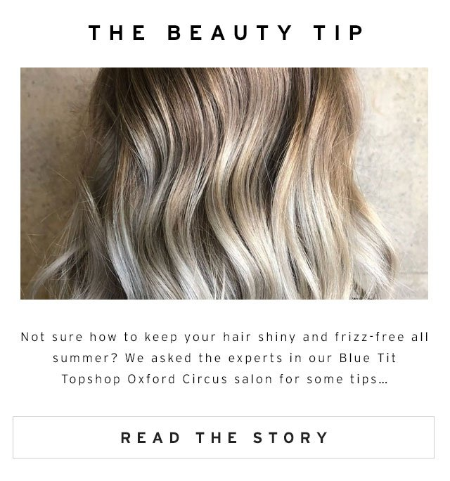 The Beauty Tip - Read The Story