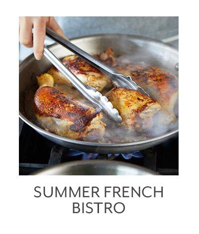 Summer French Bistro