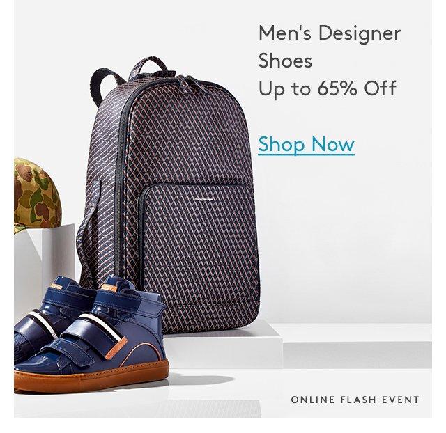 Men's Designer Shoes | Up to 65% Off | Shop Now | Online Flash Event
