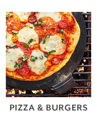 Pizza & Burgers