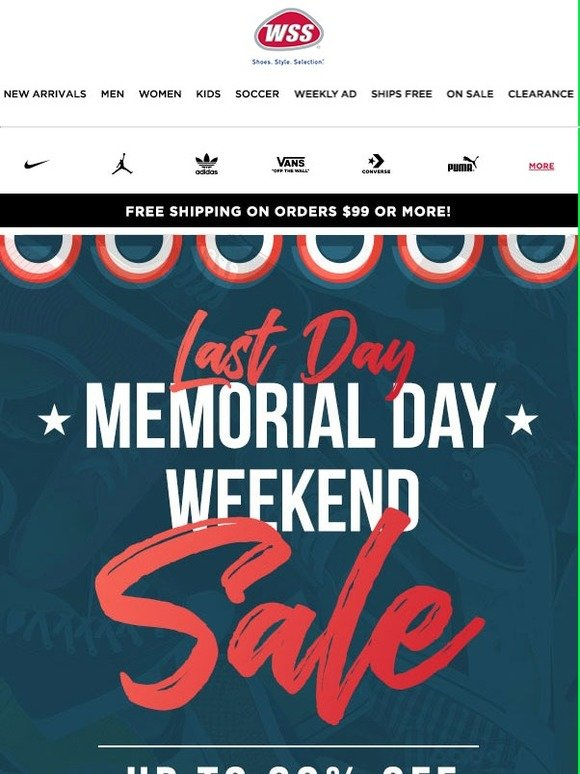 86100f996c82c Shop WSS: -MEMORIAL DAY SALE! Save up to 60%. | Milled