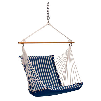 Sunbrella Soft Comfort Cushion Hanging Chair, (ALG-1500S184187)