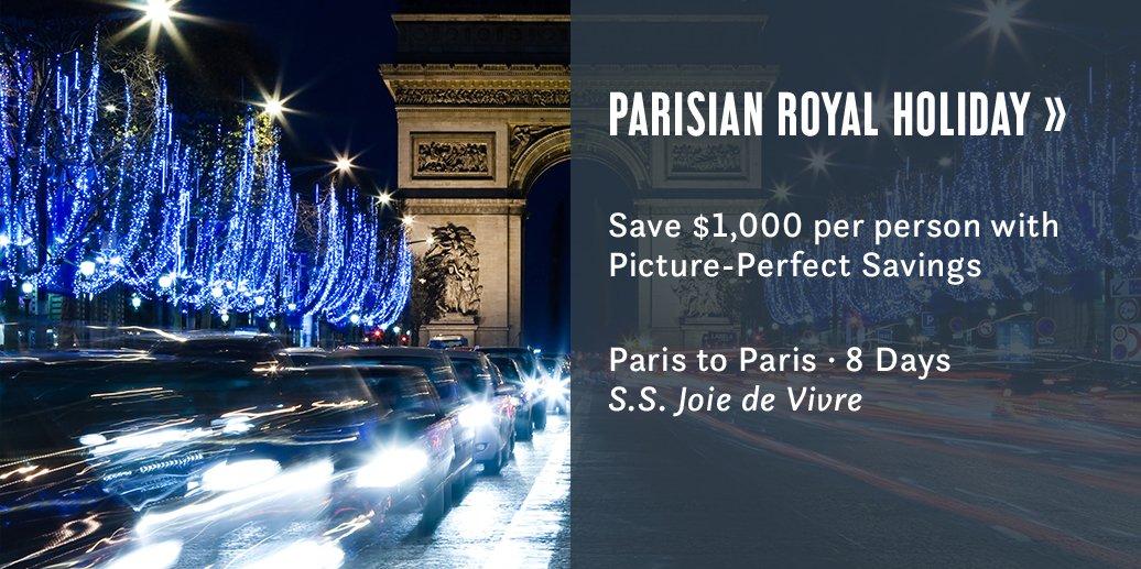 Parisian Royal Holiday