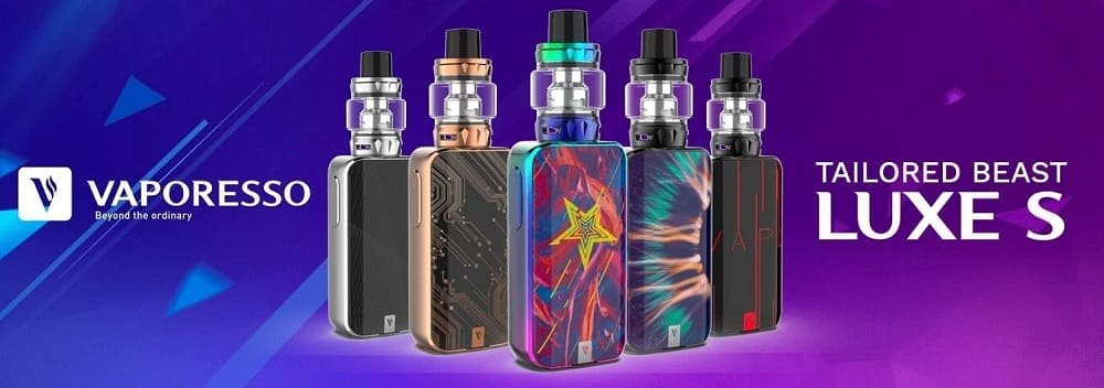 Image result for vaporesso luxe s banner