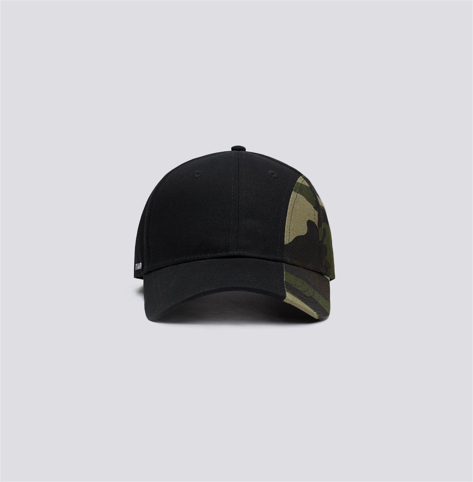 Split Seam Sport Cap
