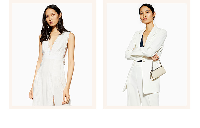 Summer whites for any occasion