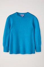 Blouson 3/4 Sleeve Sweater