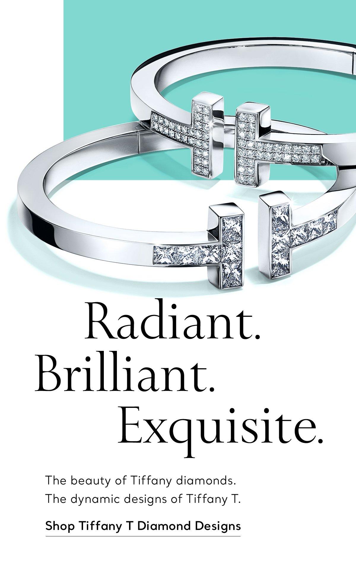 Shop Tiffany T Diamond Designs