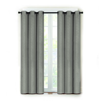 Denver Blackout Curtain Panels, Set of 2, Mult. Colors & Sizes
