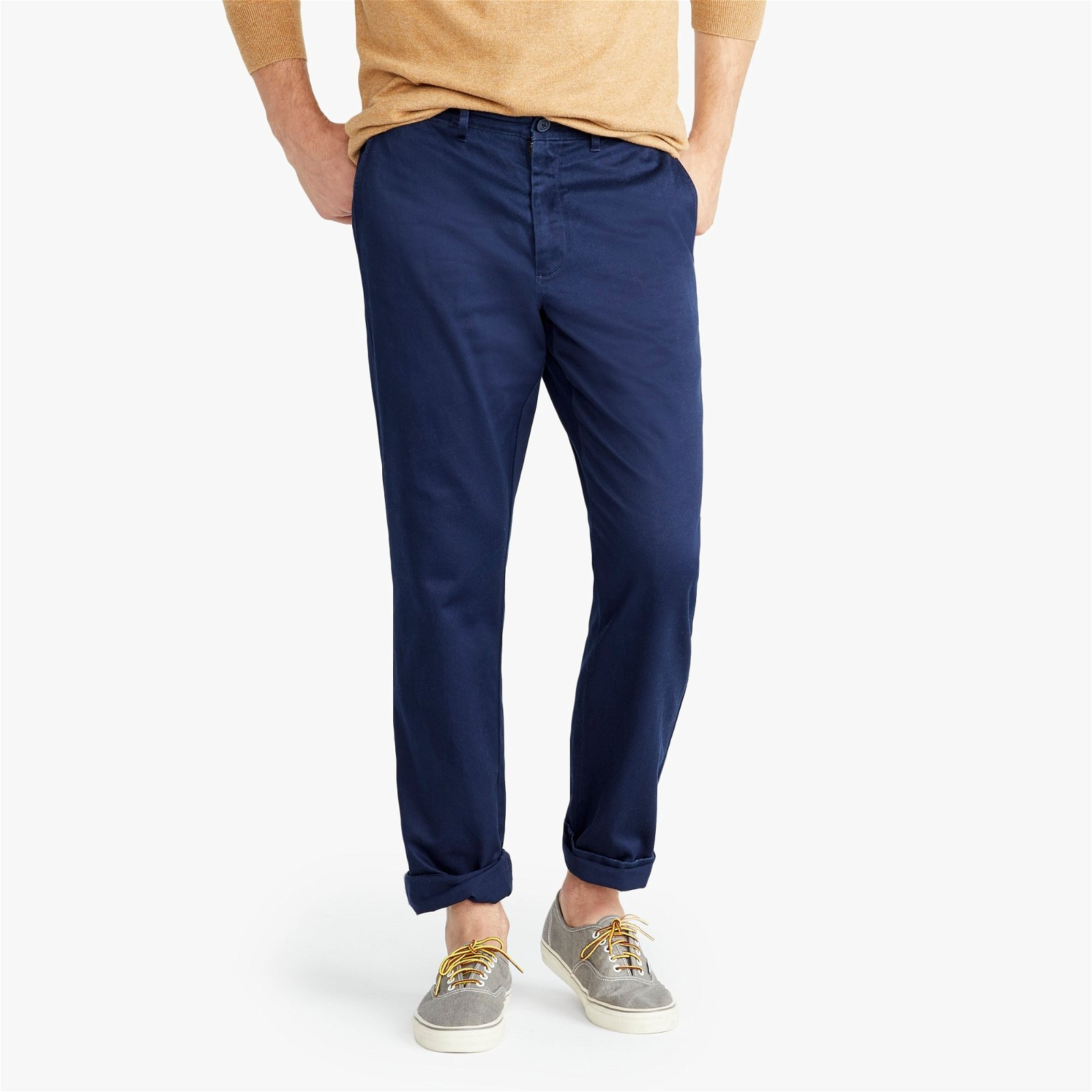 1040 Athletic-fit stretch chino pant